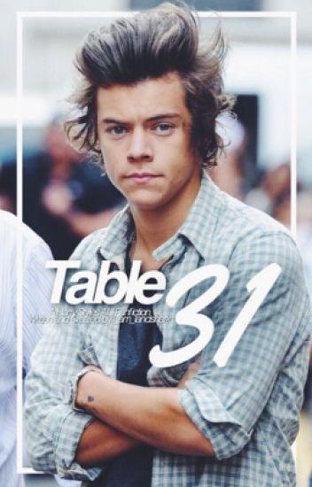 Table 31 (Harry Styles AU)