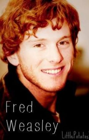 Fred Weasley [Arbeitstitel/Coming Soon] by LittlePotatoxX