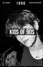 Kids of 90's | sebaek by Uszati