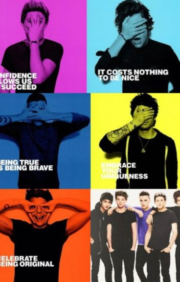 One Direction Dirty Shots