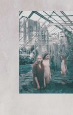 crippled diamonds by -Maham