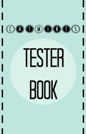 Tester Book by CatMint5Tester