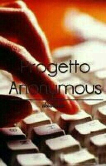 Progetto Anonymous || Luke Hemmings