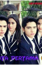 Cinta Pertama by NoviRahma13