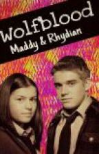 Wolfblood Maddy y Rhydian ♥♥♥ by holyevak