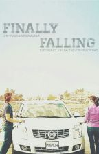 Finally Falling by moistquitoes