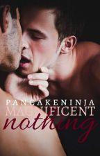 Magnificent Nothing (ManxMan) by PancakeNinja