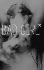 Bad girl and black car by SamSelenator