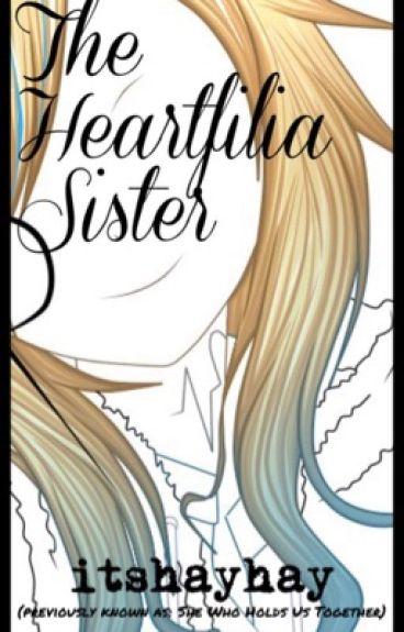 The Heartfilia Sister (Fairy Tail/Natsu Dragneel)