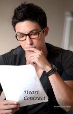 Heart Contract by WattersGonnaWatt