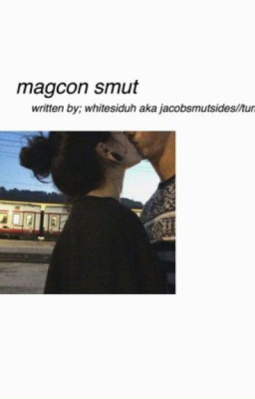 smuts | magcon |