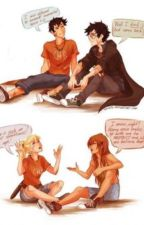 Rivaling 'Wizards' (Percy Jackson and Harry Potter) by justleavemealonenow