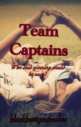 Team Captains by kashmoneyx