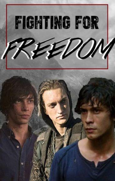 Fighting for Freedom-John Murphy