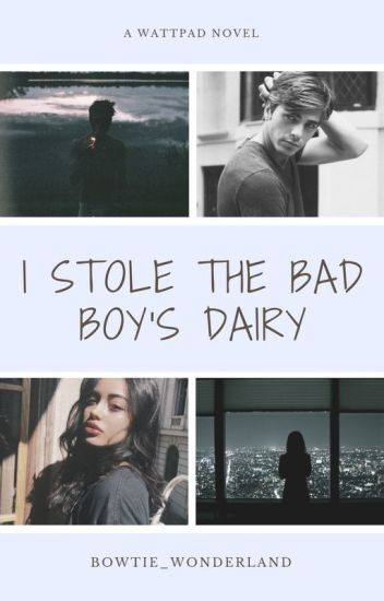 I Stole the Bad Boy's Diary