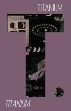 TITANIUM - the avengers [1] by buckiplier