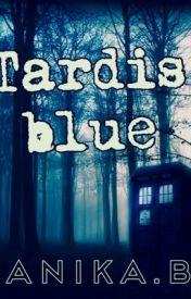 Tardis Blue by DarkSilvertongue