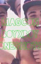Magcon boyxboy oneshots by lovinsoccer04