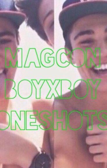 Magcon boyxboy oneshots