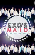 EXO's Maid by ehhpinkupinku