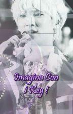 "Imagina Con ""Key"" (SHINee) by VaneShawolKpoper"