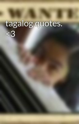 tagalog quotes. <3