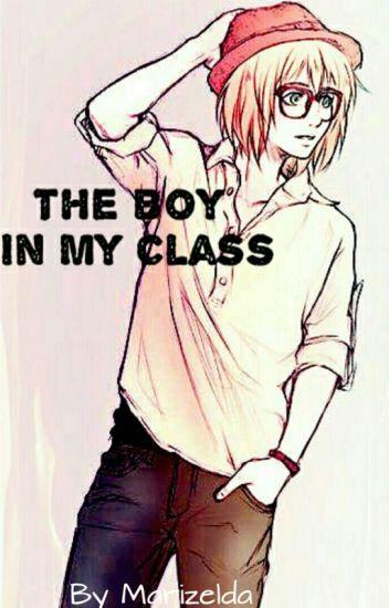 The Boy In My Class - Armin x Reader