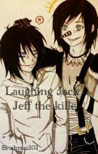 Jeff the killer x Laughing Jack by alyrmz101