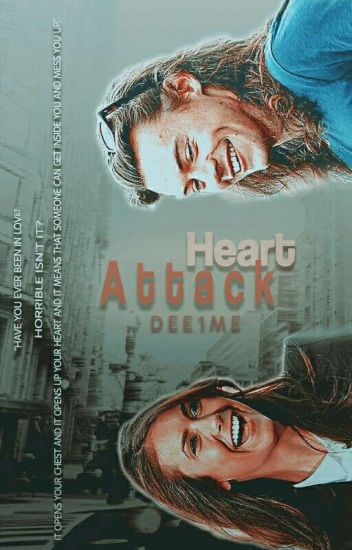 Heart Attack [H.S.] - Book 1 & 2 ✔