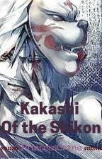Kakashi of The Shikon - Naruto and Inuyasha crossover by LightWithinDarkness