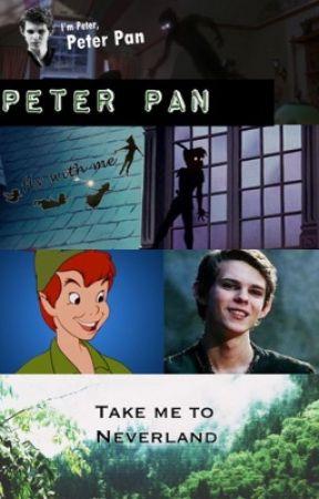 Peter Pan/Robbie Kay imagines - Peter pan imagine - Wattpad