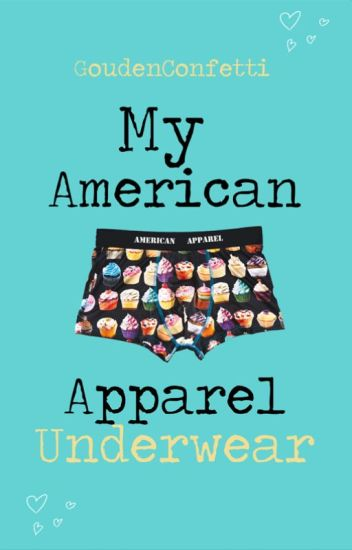 Roberts #1: My American Apparel Underwear #netties2016#netties2016