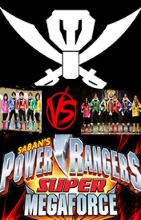 Kaizoku Sentai Gokaiger vs Power Rangers Super MegaForce  - Episode
