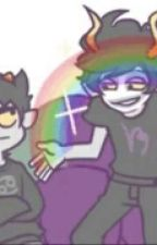 Eh. Homestuck Headcanons by Applejuiceislove