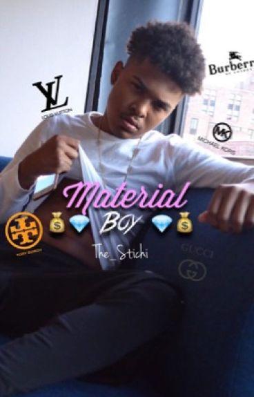 Material Boy.  |Gay|