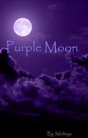 Purple Moon by Michuyu
