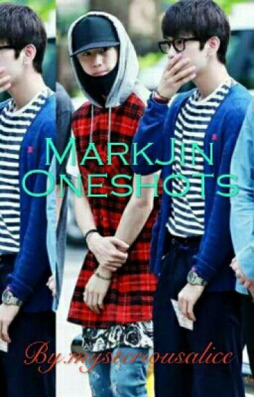 Markjin one shots (boyonboy)