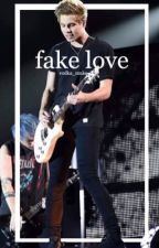 Fake love // Luke Hemming by vodka_muke