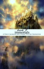 Immortals [Harry Potter / Percy Jackson Crossover] [Different Worlds Book 2] by hydrophilous