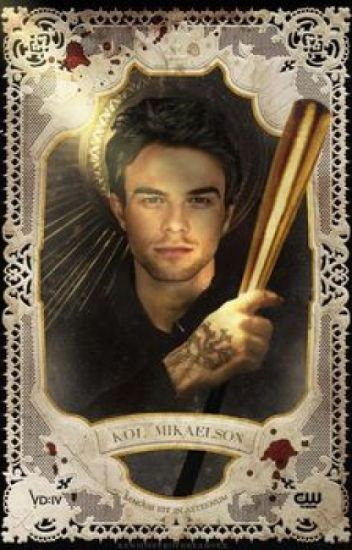 Born to love you(Kol Mikaelson love story)