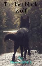 The last black wolf by bluewolf9416