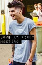 Love At First Meeting.|| Zayn Malik by oceavnjohnson