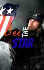 BEE The Star (Captain America and Bucky Barnes) Marvel Story Book 3 by racefunhorsess