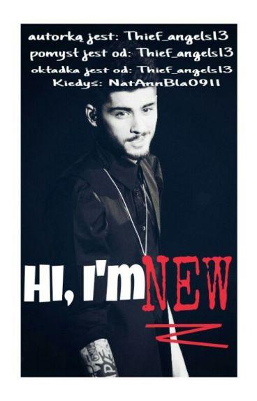 Hi, I'm new //Z.M.✔