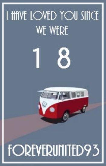 18 » Narry AU