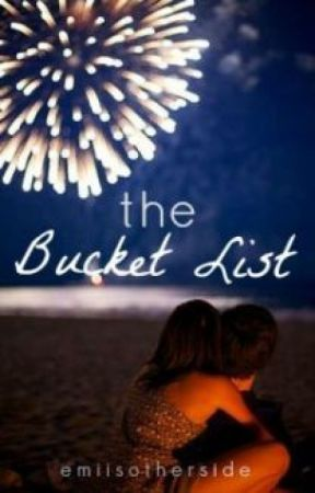 The Bucket List (Write Affair Finalist) by Emiisotherside