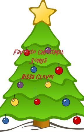 favorite christmas songs - Favorite Christmas Songs