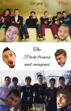 The pack-frences and imagines (requests are closed) by agirlwhofans