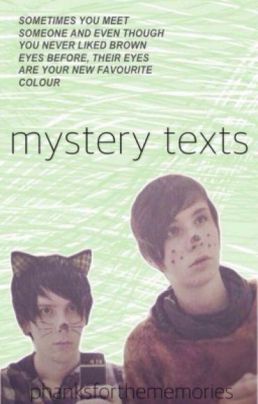 mystery texts // phan