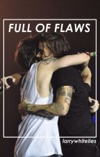 full of flaws » larry [portuguese version w/ @17gayblack] by larrywhitelies